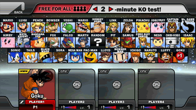 Super Smash Flash 2 103 Beta
