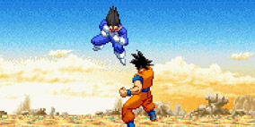 Dragon Ball Z Supersonic Warriors Online