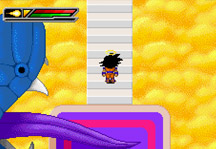 Dragon Ball Z Buu's Fury Online Gameplay