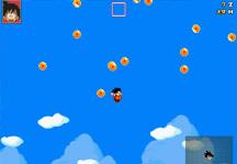Dragon Ball Goku Jump Gameplay
