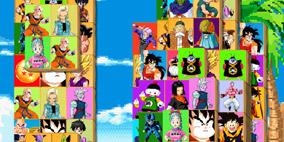 Dragon Ball Z Mahjong