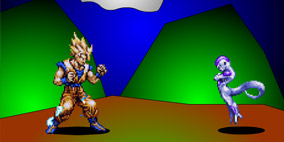 Dragon Ball Z Flash Dimension