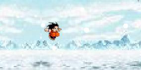 Dragon Ball Winter Adventure
