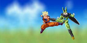 Goku vs Cell