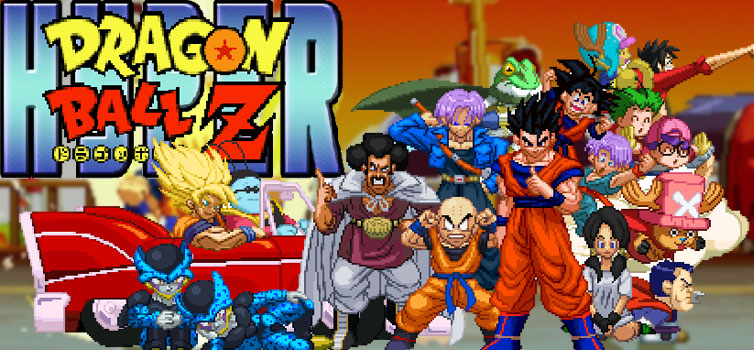 hyper dragon ball z 42b - Dragon B