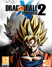 Dragon Ball Xenoverse 2 cover