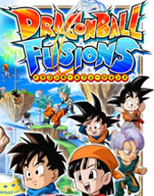 Dragon Ball Fusions cover