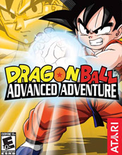 Dragon Ball Advanced Adventure cover