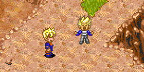 Dragon Ball Z The Legacy of Goku 2