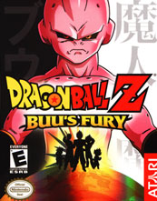 Dragon Ball Z Buu's Fury cover