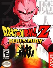 Dragon Ball Z Buu's Fury cover