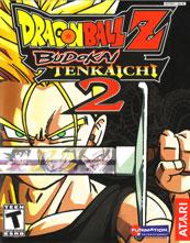 Dragon Ball Z Budokai Tenkaichi 2 cover