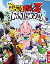 Dragon Ball Z Infinite World cover