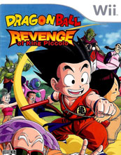 Dragon Ball Revenge of King Piccolo cover