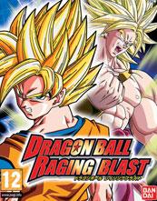 Dragon Ball Raging Blast cover