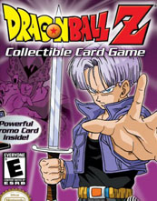 Dragon Ball Z Collectible Card Game cover