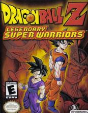 Dragon Ball Z Legendary Super Warriors cover