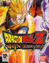 Dragon Ball Z Shin Budokai cover