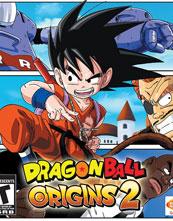 Dragon Ball Origins 2 cover