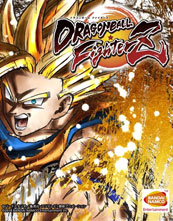 Dragon Ball FighterZ cover