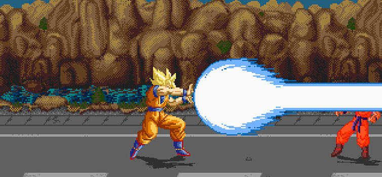 Dragon Ball Z Butoden Mugen
