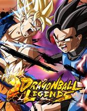 Dragon Ball Legends cover