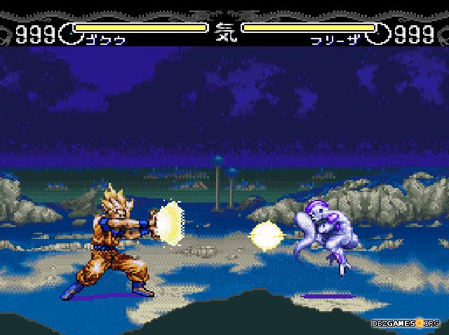 Hyper Dimension snes gameplay