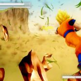 Earth Special Forces - Goku vs environment