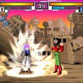 Dragon Ball GT MUGEN - Trunks vs Super 17