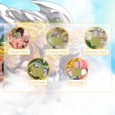 Dragon Ball Z Budokai X - Goku vs Raditz