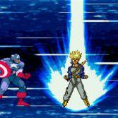 World Warriors X - Trunks rage