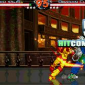 World Warriors X - Fierce fighting