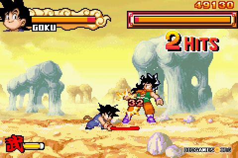 Dragon Ball Advanced Adventure - One-on-one level