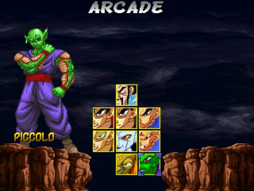 Hyper Dragon Ball Z - Piccolo