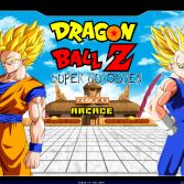 Dragon Ball Z Super Butouden MUGEN - Title screen
