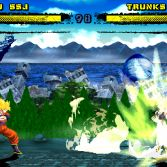 Dragon Ball Z Super Butouden MUGEN - Goku vs Trunks