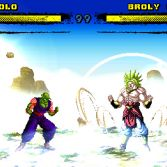 Dragon Ball Z Super Butouden MUGEN - Piccolo vs Broly