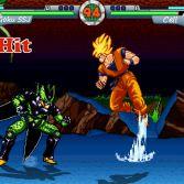 Dragon Ball Z MUGEN Budokai Action - Goku vs Cell