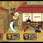 Super Smash Flash 2 - Fighting in the Konoha village