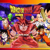 Dragon Ball Z MUGEN Edition 2013 - Title screen