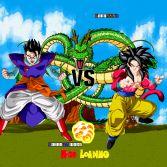 Dragon Ball Z MUGEN Edition 2013 - VS screen