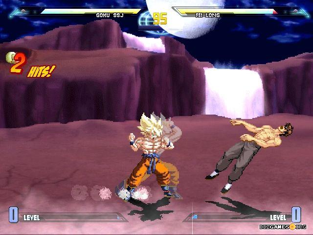 Dragon Ball Z Vs Street Fighter Iii Download Dbzgamesorg