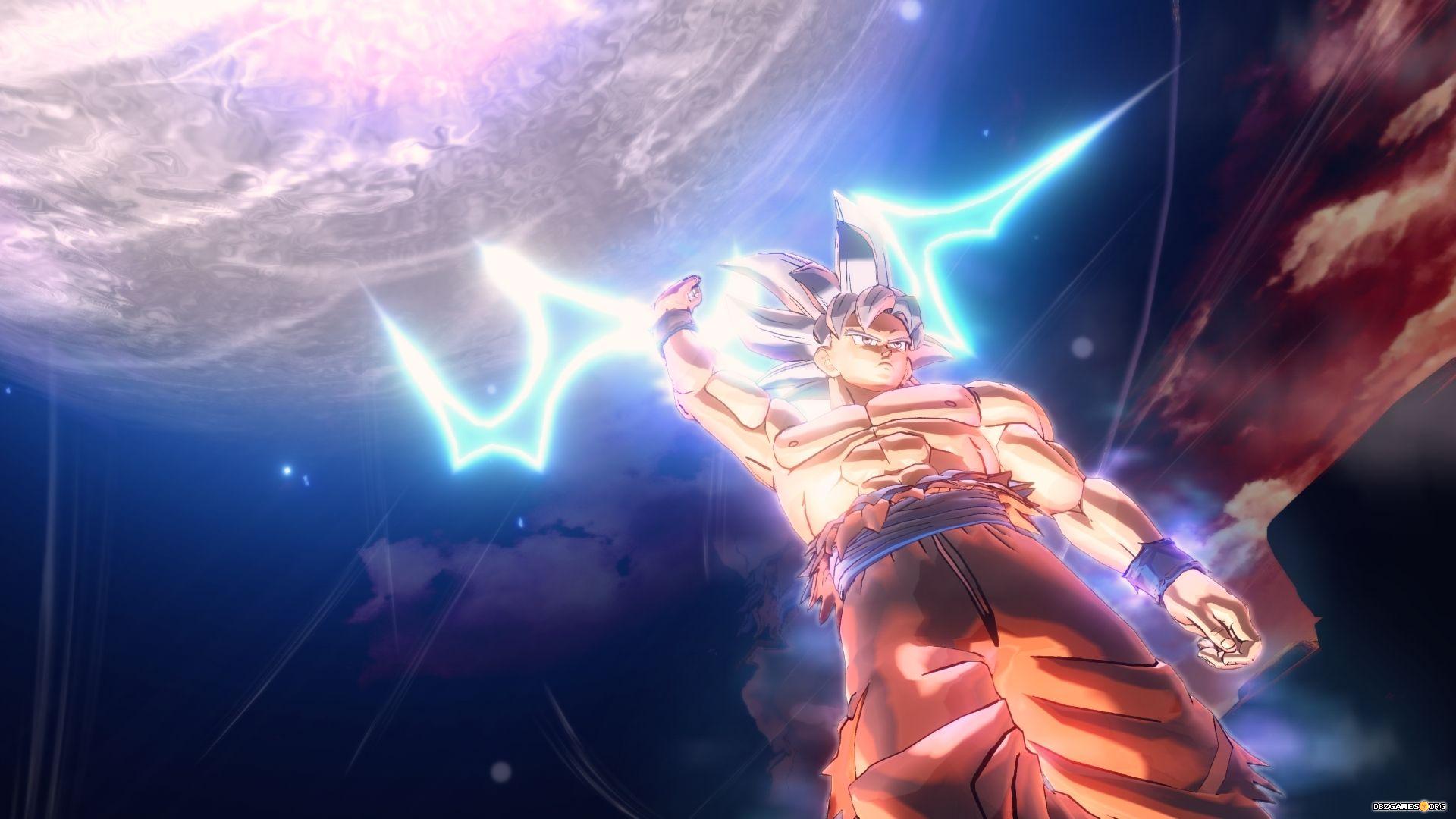 dragon ball xenoverse 2: goku ultra instinct and extra story