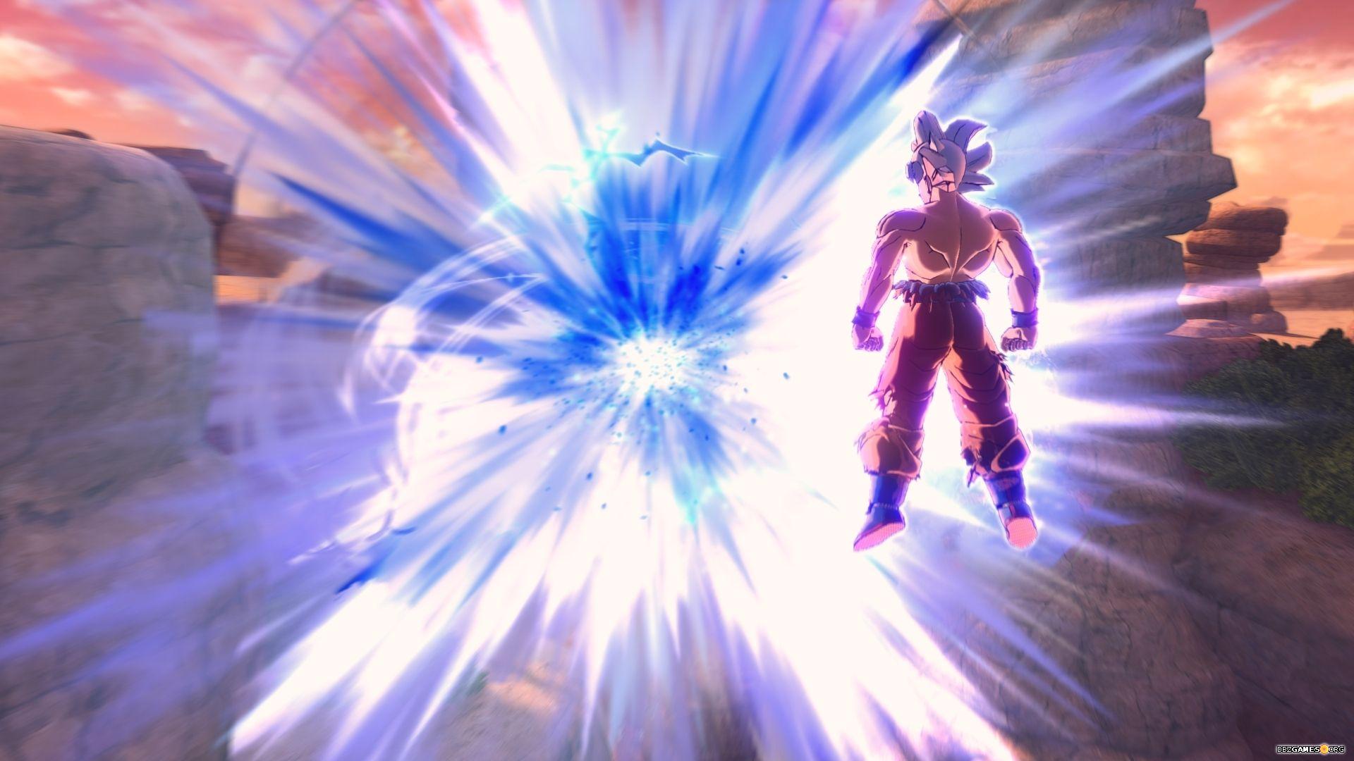 Dragon Ball Xenoverse 2: Goku Ultra Instinct and Extra Story screenshots - DBZGames.org