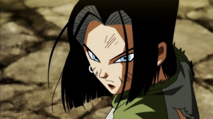 Dragon Ball FighterZ - Android 17