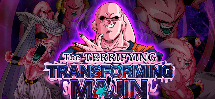Dragon Ball Z Dokkan Battle: The Terrifying Transforming Majin
