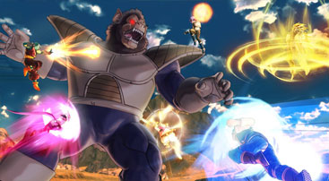 Dragon Ball Xenoverse 2: Expert Mission Reinforcement