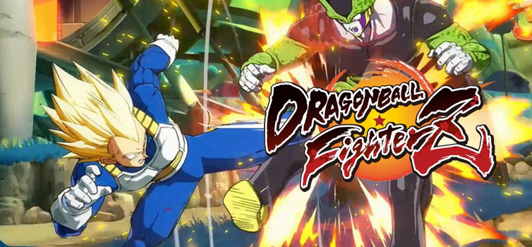 Dragon Ball FighterZ: Evo 2017 without Future Trunks