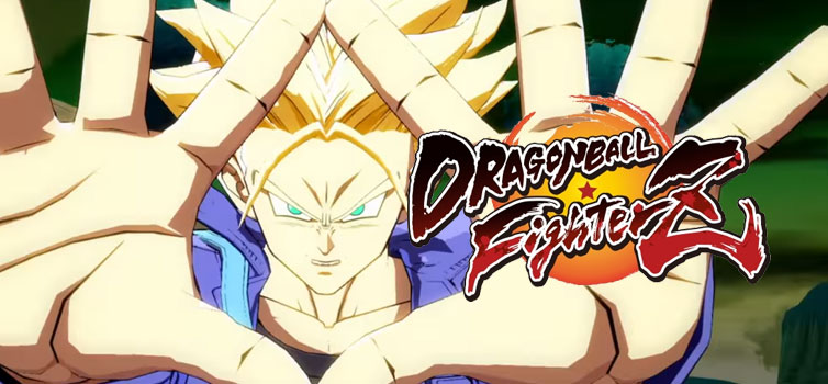 Dragon Ball FighterZ: Future Trunks details, chibi characters