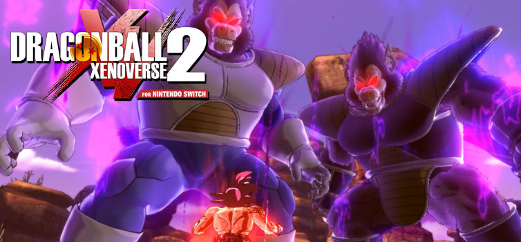Dragon Ball Xenoverse 2 for Switch: Over 400,000 copies shipped